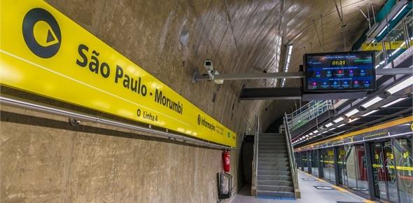 SÃO PAULO-MORUMBI