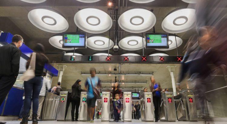 Quem usa o metrô SP?