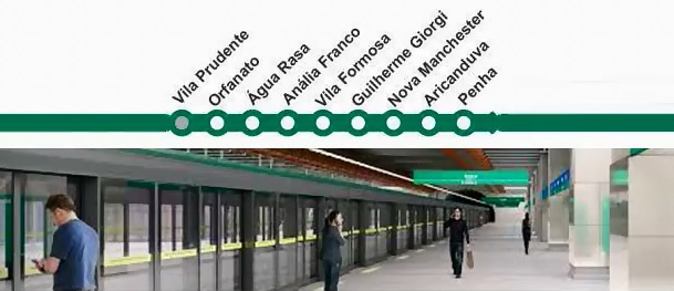 Nova Expansão do Metro SP